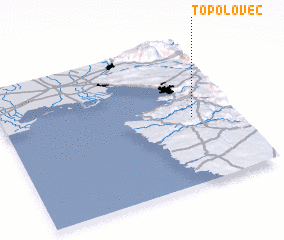 3d view of Topolovec