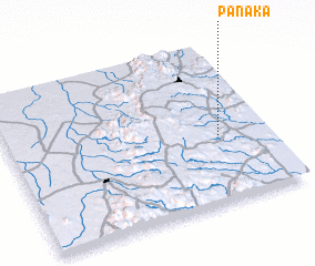 3d view of Panaka