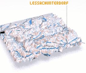 3d view of Lessach Unterdorf