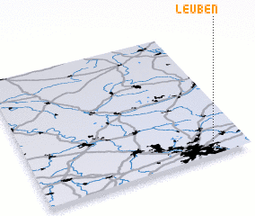 3d view of Leuben