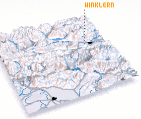 3d view of Winklern