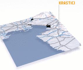 3d view of Krastići