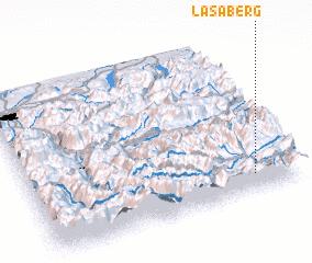 3d view of Lasaberg