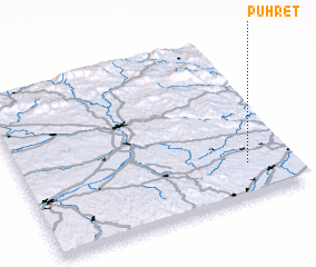 3d view of Pühret
