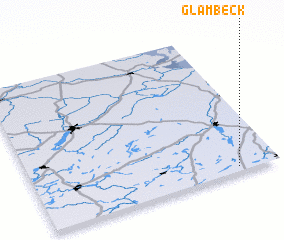 3d view of Glambeck