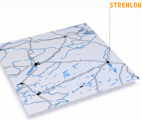 3d view of Strehlow