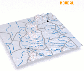 3d view of Moudal