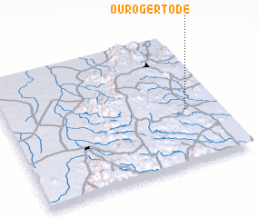 3d view of Ouro Gertodé