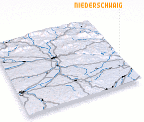 3d view of Niederschwaig