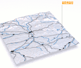 3d view of Armau