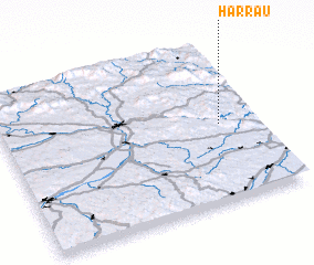 3d view of Harrau