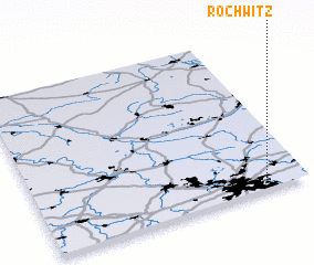 3d view of Rochwitz
