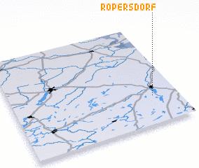 3d view of Röpersdorf