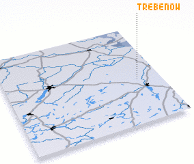 3d view of Trebenow