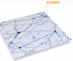 3d view of Eichhof