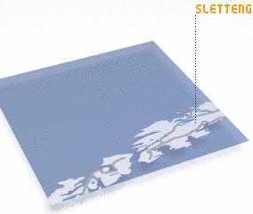 3d view of Sletteng