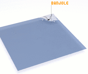 3d view of Banjole
