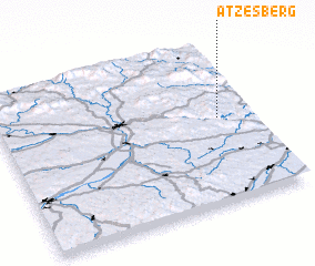 3d view of Atzesberg