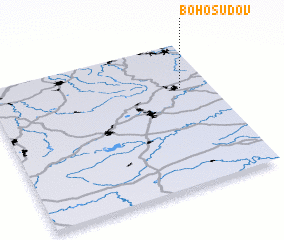 3d view of Bohosudov