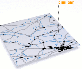 3d view of Ruhland
