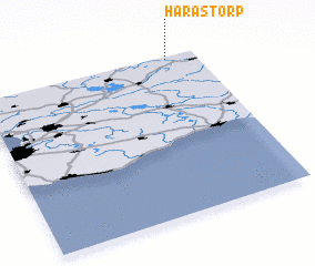3d view of Harastorp