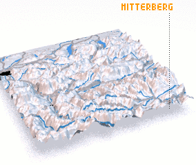 3d view of Mitterberg