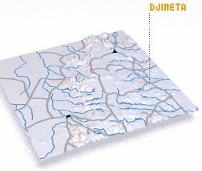 3d view of Djiméta