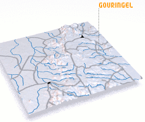 3d view of Gouringel