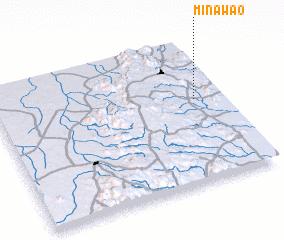 3d view of Minawao
