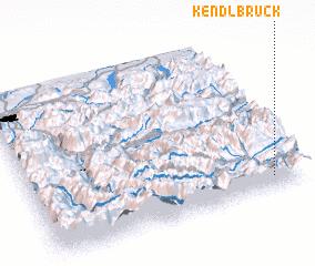 3d view of Kendlbruck
