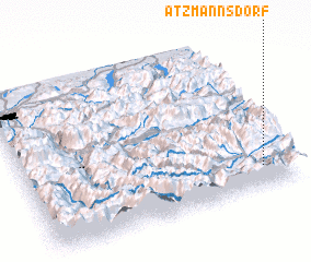 3d view of Atzmannsdorf