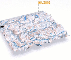 3d view of Hilzing