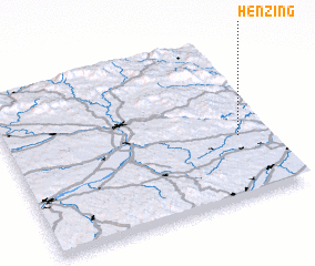 3d view of Henzing