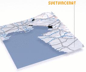3d view of Svetvinčenat
