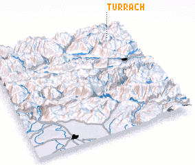 3d view of Turrach