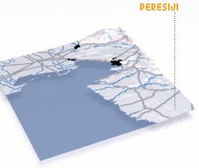 3d view of Peresiji