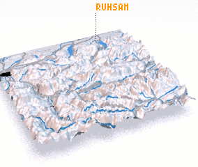 3d view of Ruhsam