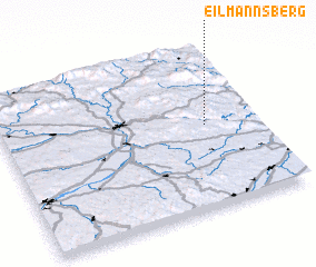 3d view of Eilmannsberg