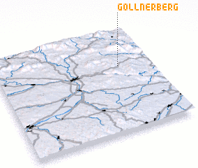 3d view of Gollnerberg