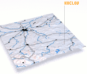 3d view of Koclov