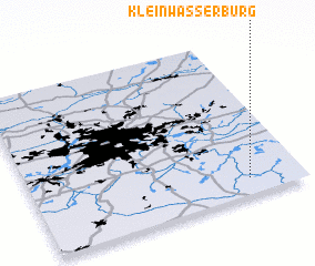3d view of Kleinwasserburg