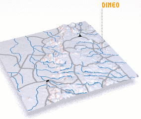 3d view of Diméo