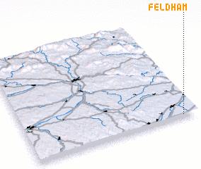 3d view of Feldham