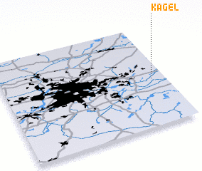 3d view of Kagel