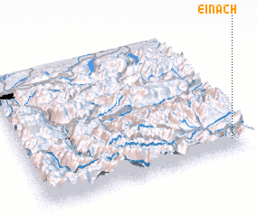 3d view of Einach