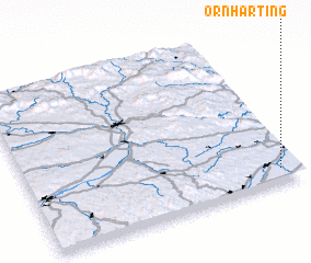 3d view of Ornharting
