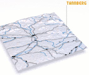 3d view of Tannberg