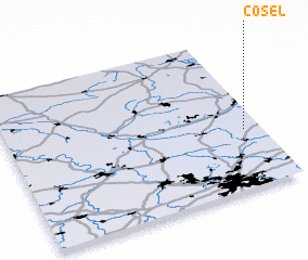 3d view of Cosel