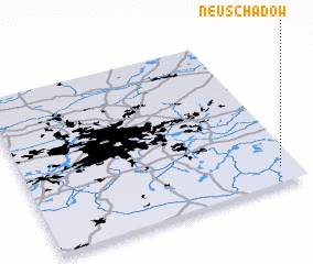 3d view of Neu Schadow