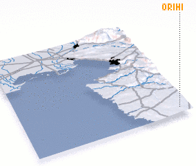 3d view of Orihi
